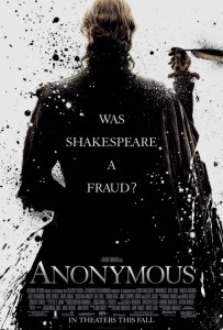 Anonymous Filmposter
