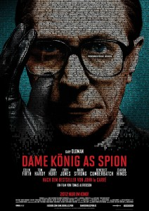 Dame König As Spion (Tinker Taylor Soldier Spy)