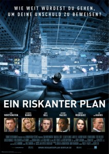Ein riskanter Plan (Man on a ledge)