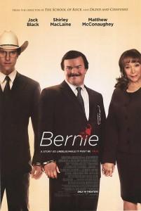 Bernie Filmposter