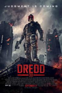Dredd Filmposter