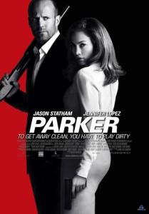 Parker Filmposter