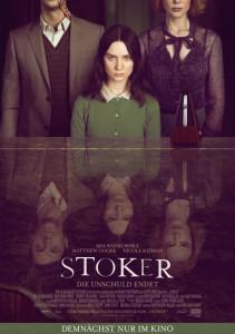 Stoker Filmposter