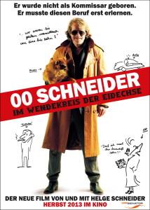 Filmposter: 00 Schneider – Im Wendekreis der Eidechse