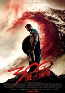 300 – Rise of an Empire (Poster)