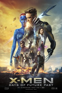 X-Men - Days of Future Past Poster