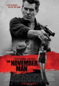 The November Man (Poster)