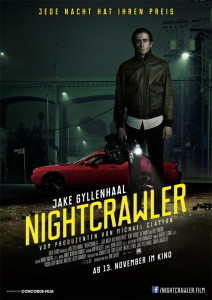Nightcrawler Filmplakat