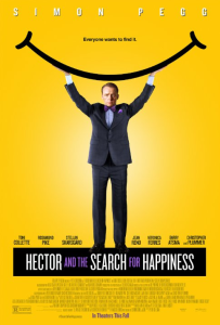 Hector and the Search For Happiness Filmplakat