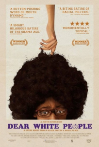 Dear White People Filmplakat