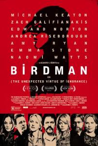 Birdman Filmplakat
