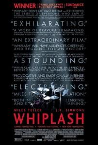 Whiplash Filmposter