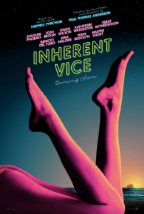 Inherent Vice Filmplakat