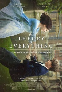 The Theory of Everthing Filmplakat