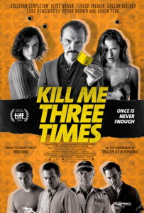 Kill Me Three Times Filmplakat
