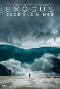 Exodus - Gods & Kings Filmplakat