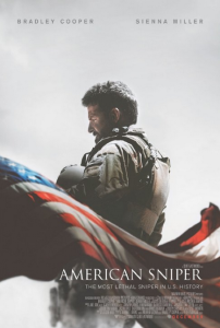 American Sniper Filmplakat