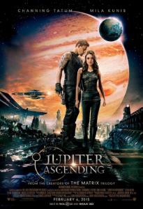 Jupiter Ascending Filmplakat