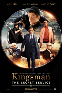 Filmplakat Kingsman