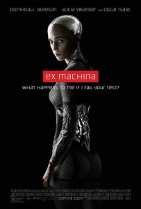 Ex Machina Filmplakat