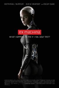 Ex Machina Filmplakat