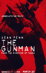 The Gunman Filmplakat