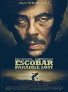 Filmplakat - Escobar: Paradise Lost