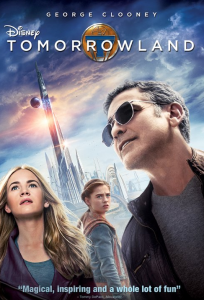 Tomorrowland Filmplakat
