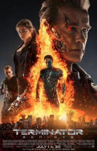 Terminator Genisys Filmplakat