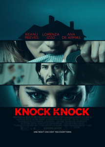 Knock Knock Filmplakat