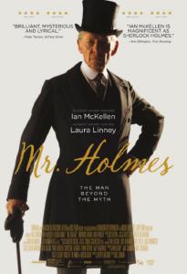 Mr. Holmes Filmplakat