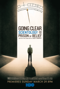 Going Clear Filmplakat