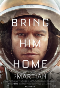 The Martian Filmplakat
