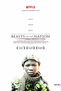 Beasts of no Nation Filmplakat