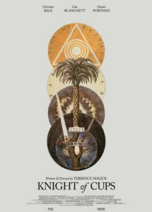 Knight of Cups Filmplakat