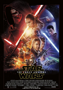 The Force Awakens Filmplakat