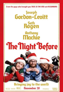 The Night Before Filmplakat