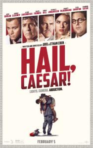 Hail, Caesar! Filmplakat