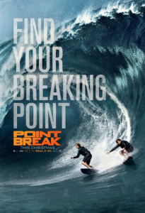 Point Break Filmplakat