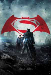 Batman v Superman - Dawn of Justice Filmplakat