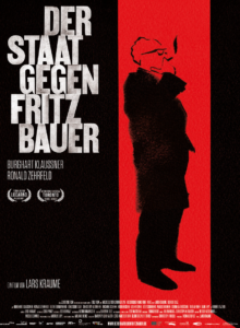 Filmplakat - Der Staat gegen Fritz Bauer