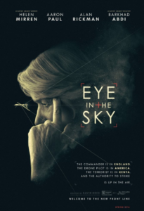 Eye in the Sky Filmplakat