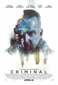 Criminal Filmplakat
