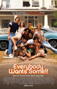 Everybody Wants Some Filmplakat