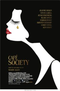 Cafe Society Filmplakat