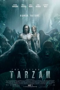 Legend of Tarzan Plakat