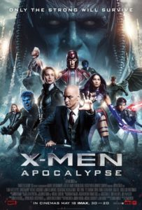 X-Men Apocalypse Filmplakat