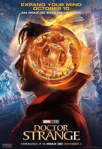 Filmplakat Doctor Strange