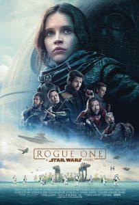 Filmplakat: Rogue 1 (Copyright: Disney)