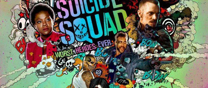 Suicide Squad Filmplakat